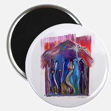 """Reyes en el Nacimiento 2.25"""" Magnet (10 pack)"""
