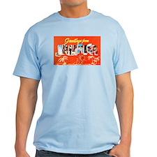 Jamaica Greetings T-Shirt