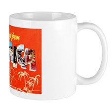 Jamaica Greetings Mug