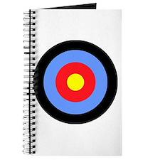 Target Bullseye Journal