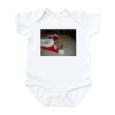 Christmas Cats T-Shirts Infant Bodysuit