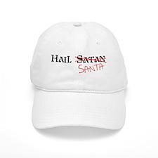 Hail Santa Christmas Cap