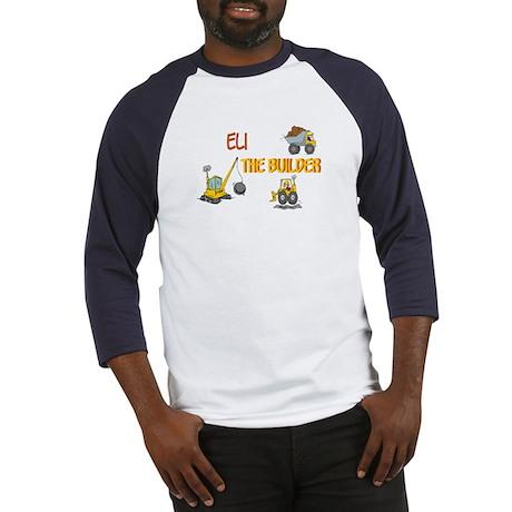 Eli the Builder Baseball Jersey
