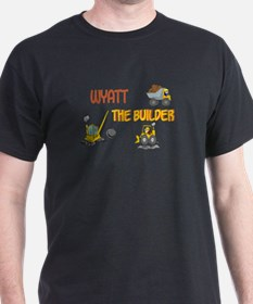 Wyatt the Builder T-Shirt
