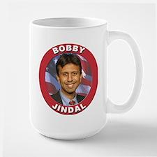 Bobby Jindal Large Mug