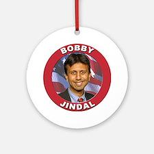 Bobby Jindal Ornament (Round)