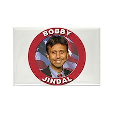 Bobby Jindal Rectangle Magnet