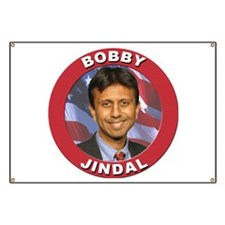 Bobby Jindal Banner