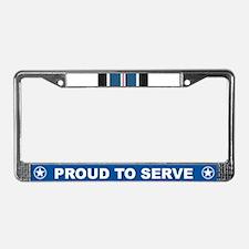 Humane Action License Plate Frame