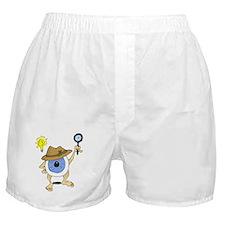 Private Eyeball Boxer Shorts