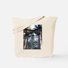 Afterglow Mausoleum Tote Bag