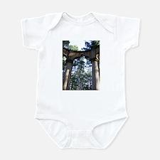 Afterglow Mausoleum Infant Bodysuit