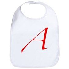 "The Atheist ""A"" Bib"