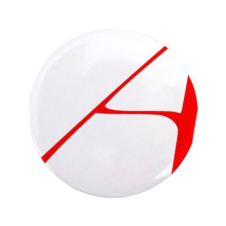 "The Atheist ""A"" 3.5"" Button"