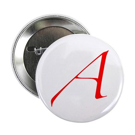 "The Atheist ""A"" 2.25"" Button (10 pa"
