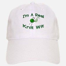 Knit Wit Baseball Baseball Cap