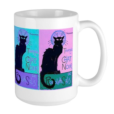 Chat Noir Large Mug