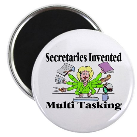 Secretaries Multi Task Magnet