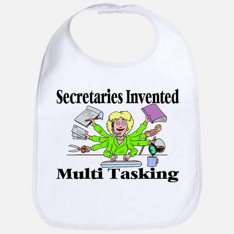 Secretaries Multi Task Bib