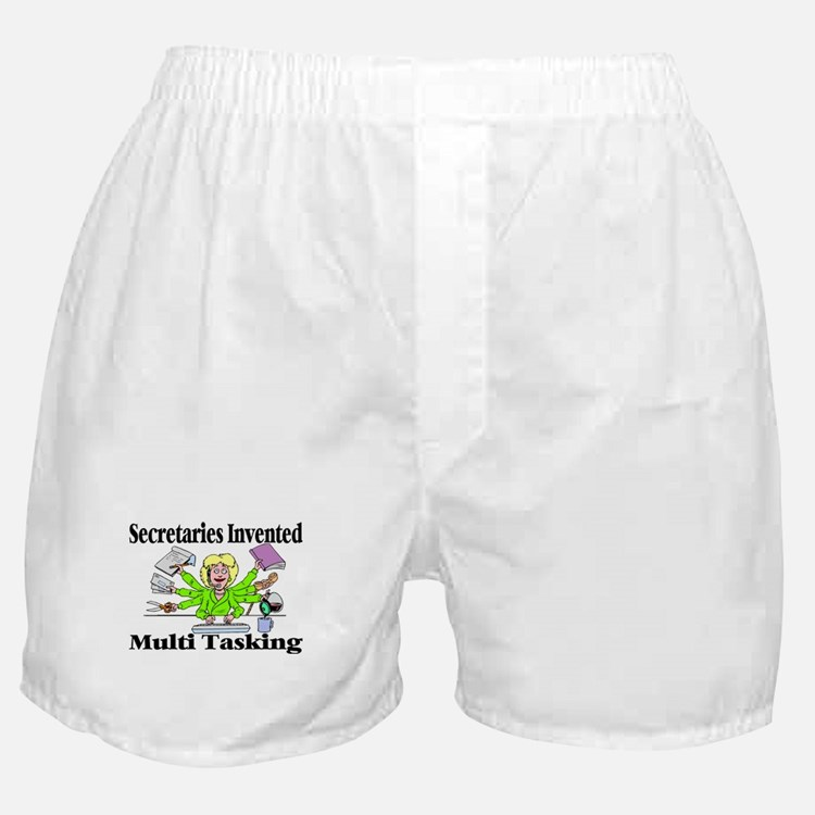 Secretaries Multi Task Boxer Shorts