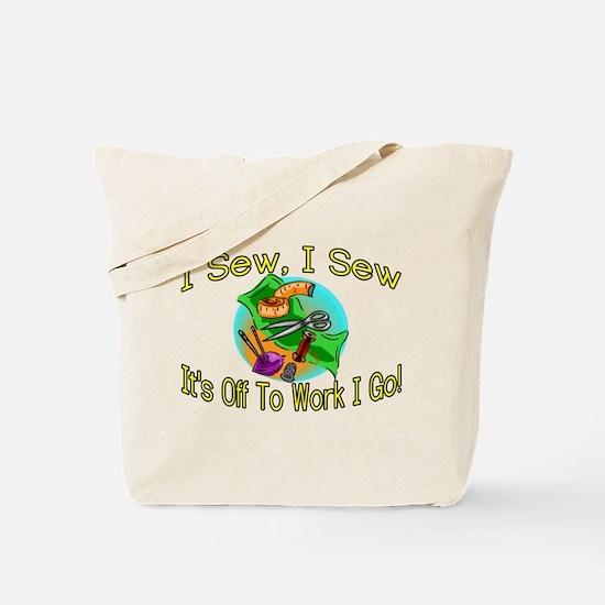 I Sew I Sew Tote Bag
