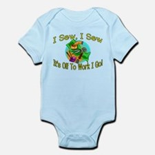 I Sew I Sew Infant Bodysuit