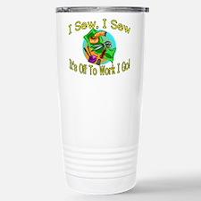 I Sew I Sew Travel Mug