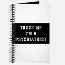 Psychiatrist Gift Journal