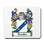 Tomilin Family Crest Mousepad