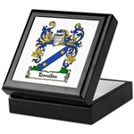 Tomilin Family Crest Keepsake Box