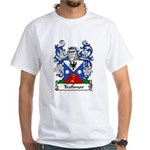 Trofimov Family Crest White T-Shirt