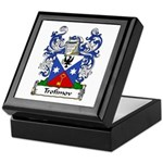 Trofimov Family Crest Keepsake Box