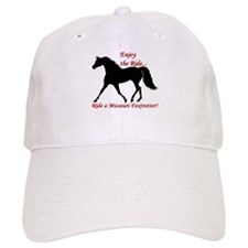 Unique Fox trotter Baseball Cap