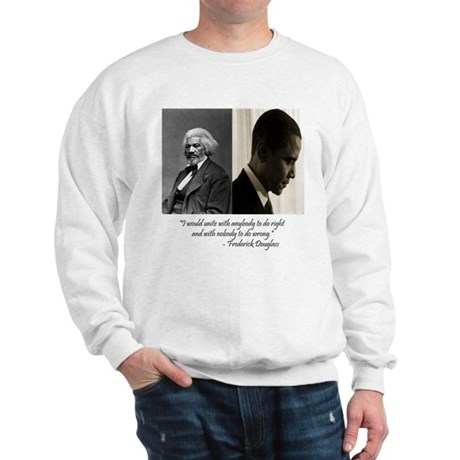 Douglass-Obama Sweatshirt