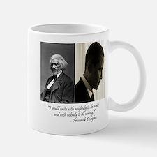 Douglass-Obama Small Small Mug