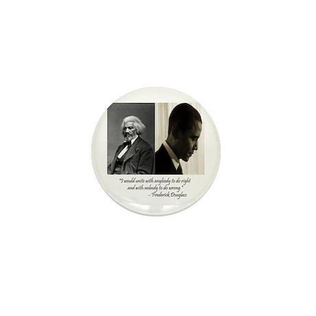 Douglass-Obama Mini Button (10 pack)