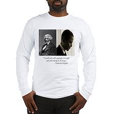 Douglass-Obama Long Sleeve T-Shirt