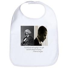 Douglass-Obama Bib