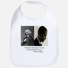 Douglass-Obama Bib