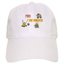 Finn the Builder Baseball Cap