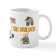 Finn the Builder Mug