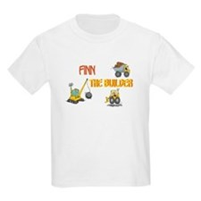 Finn the Builder T-Shirt