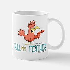 Pull my Feather Mug