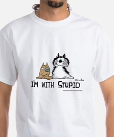 Im with Stupid Shirt