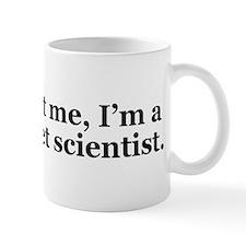 Rocket Scientist Small Mugs