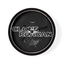Clone Reagan Wall Clock