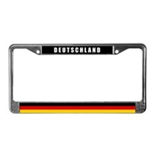 Germany License Plate Frame