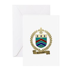 THIBOUTOT Family Greeting Cards (Pk of 10)