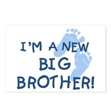 New Big Brother Postcards (Package of 8)