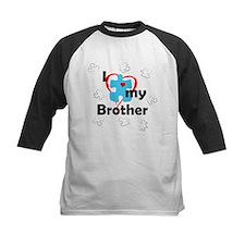 I Love My Brother - Autism Tee